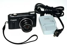 Canon PowerShot SX260 HS 12.1MP Digital Camera 20X Zoom FLASH STUCK OPEN