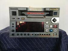 Panasonic AJ-HD1400P Deck