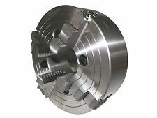 "10""  4 Jaw Independent Lathe Chuck (accuracy 0.002"") Prime Quality Semi Steel"