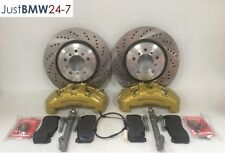 BMW M3 E46 M-PERFORMANCE BIG BRAKE UPGRADE KIT BREMBO CALIPERS 345X28mm DISCS
