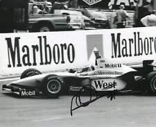 Mika Häkkinen autograph FORMULA ONE, signed photo