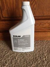 Ecolab #6118440 EcoShine Water Based Stainless Steel Polish. 32Oz.