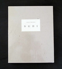 Paolo ROVERSI - NUDI 1st Ed.1999 in Box- Brand New & Sealed! / RARE / Top Models