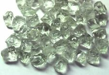 50 Pieces Awesome Quality Natural Green Amethyst Gemstone Rough Loose Gemstone