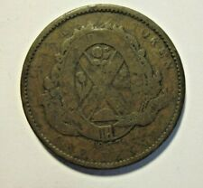 Lower Canada 2 Sous 1 Penny bank token 1837 KM-Tn?