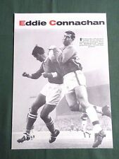 EDDIE CONNACHAN - MIDDLESBROUGH  - 1 PAGE PICTURE-CLIPPING/CUTTING