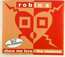Maxi CD-robin s-show me Love (the remixé) - a4215-zyx Music