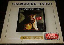 FRANCOISE HARDY TRES RARE CD DANS ETUI LA COLLECTION TIREZ PAS SUR L AMBULANCE