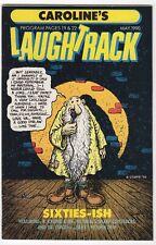 Caroline's Laughtrack v2  #3  (Laffline Entertainment 1990)   VFN/NM   Rare