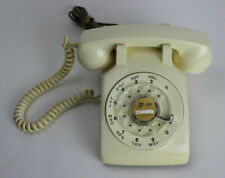 Northern Telecom NT 500AX Rotary Dial Desktop Biege Phone Made in Canada Vintage
