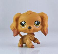 Littlest PET Toy Dog Spaniel Animal child girl boy figure loose cute LPS989