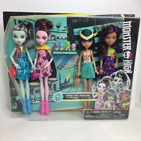 Monster High Dolls Ice Scream Ghouls Frankie Stein Draculaura Cleo Clawdeen New