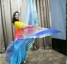 1 pair of Isis Wings for Belly Dancing, Gradient Colours
