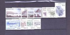 Foroyar Stamps #112-115/142-144,145-148* Mnh
