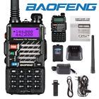 USA Baofeng UV-5R + Plus V/UHF Handheld Ham Two-way Walkie Talkie Transceiver HT