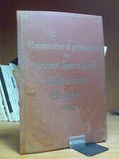 COOPERATIVA DI PRODUZIONE FRA LAVORANTI SARTI E SARTE DI SALUZZO - 1919