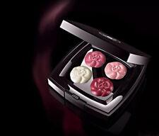 4 camelias de Chanel-Rosas-Lipcolour Paleta terrible Raro Nuevo