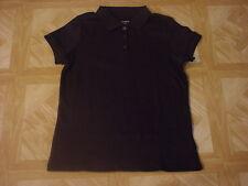 Girls George School Uniform Black Shirt 14-16 XL