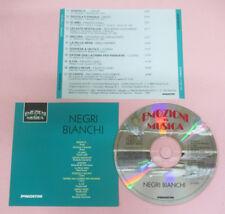 CD Compilation Negri Bianchi De Agostini CORVI COCCIANTE no lp mc vhs PROMO(C42)