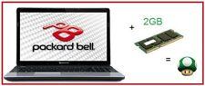 2gb (1x2gb) Memory RAM Di Aggiornamento Per Packard Bell EasyNote te69hw & te69kb Laptop