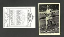 Sports Original 1918 - 1939 Collectable Cigarette Cards