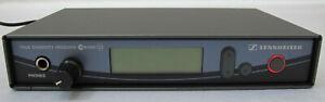 Sennheiser EW 500 G2,C-Band,740-776 MHz True Diversity Receiver Empfänger EM 500