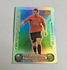 Topps Manchester United Football Trading Cards & Stickers (2008-2009 Season