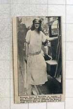 1923 Graceful Princess Ileana Of Romania In London