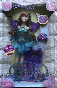 Barbie ~ Fairytopia ~ Jewelia ~ Glowing Fairy ~ Brand new in box
