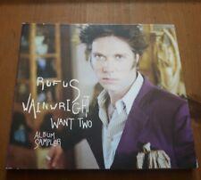 Rufus Wainwright: Want Two- 2004 Album Sampler