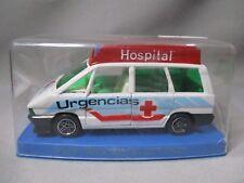 AH791 GUISVAL 1/43 RENAULT ESPACE CRUZ ROJA URGENCIAS HOSPITAL Ref 09002 IN BOX