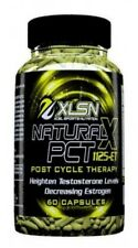 XCEL Sports Nutrition Natural PCT X.  Finest Quality E-Control & Test Booster!