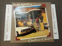 MENTAL AS ANYTHING CREATURES OF LEISURE 1983 LP W/ LYRIC SLEEVE