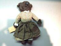 "Vintage Little Folk  12"" Bear no box"