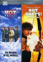 Hot Shots / Hot Shots Part Deux [New DVD] Sensormatic
