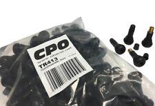 100x TR413 Gummi Ventile / Reifen Ventile auch für Alufelgen