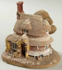 Lilliput Lane CIRCULAR COTTAGE #352 *NWC* Retired and Rare *FS*