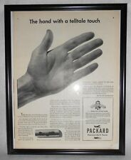 1943 Life Magazine Advertisement Packard