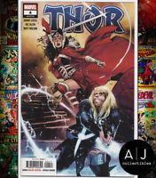 Thor #4 NM- 9.2 (Marvel) 1st Print Cates 2020