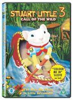 Stuart Little 3 - Call Of The Wild DVD (2006)  New