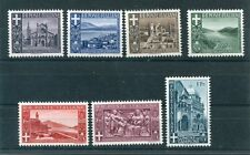 CAMPIONE ITALY 1944 MNH set 7 Stamps cat EURO 75