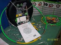 CATENE DA NEVE PER AUTO LAMPA R9 DA 9MM GRUPPO 4,5 175/50R15 175 50 15 1755015