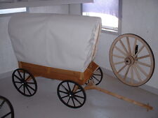 Covered Wagon, ornamental, toy, pull behind, custom Amish Made