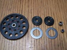 Traxxas 4910 2.5 T-maxx Transmission Slipper Clutch 72T 72 Tooth Spur Gear Plate