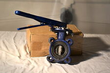 """APOLLO Butterfly Valve - 2"""" Lug Type SS 142 Series-Used"""