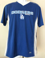LOS ANGELES DODGERS Men's MLB Medium LA Blue Shirt