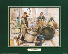 Paper tole Kit -  B2096 Blacksmith
