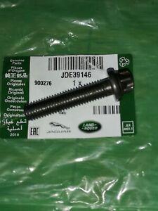 Jaguar E-Pace F-Pace F-Type XE XF  Damper pulley bolt JDE39146 New genuine JLR