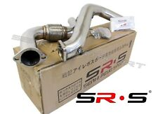 "SRS 3"" DOWN PIPE DOWNPIPE EXHAUST FOR 15- 17 FORD MUSTANG TURBO ECOBOOST CATLESS"