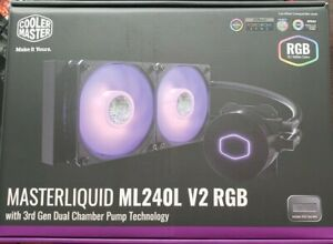 Coolermaster NIB Masterliquid ML240L V2 RGB